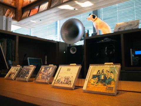 代官山蔦屋書店音楽フロアの高音質オーディオでGoose houseを聴いてみた